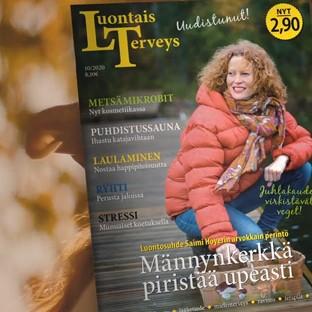 """Featured image for """"Luontaislehti (Alfa-TV) TV-Spotti"""""""