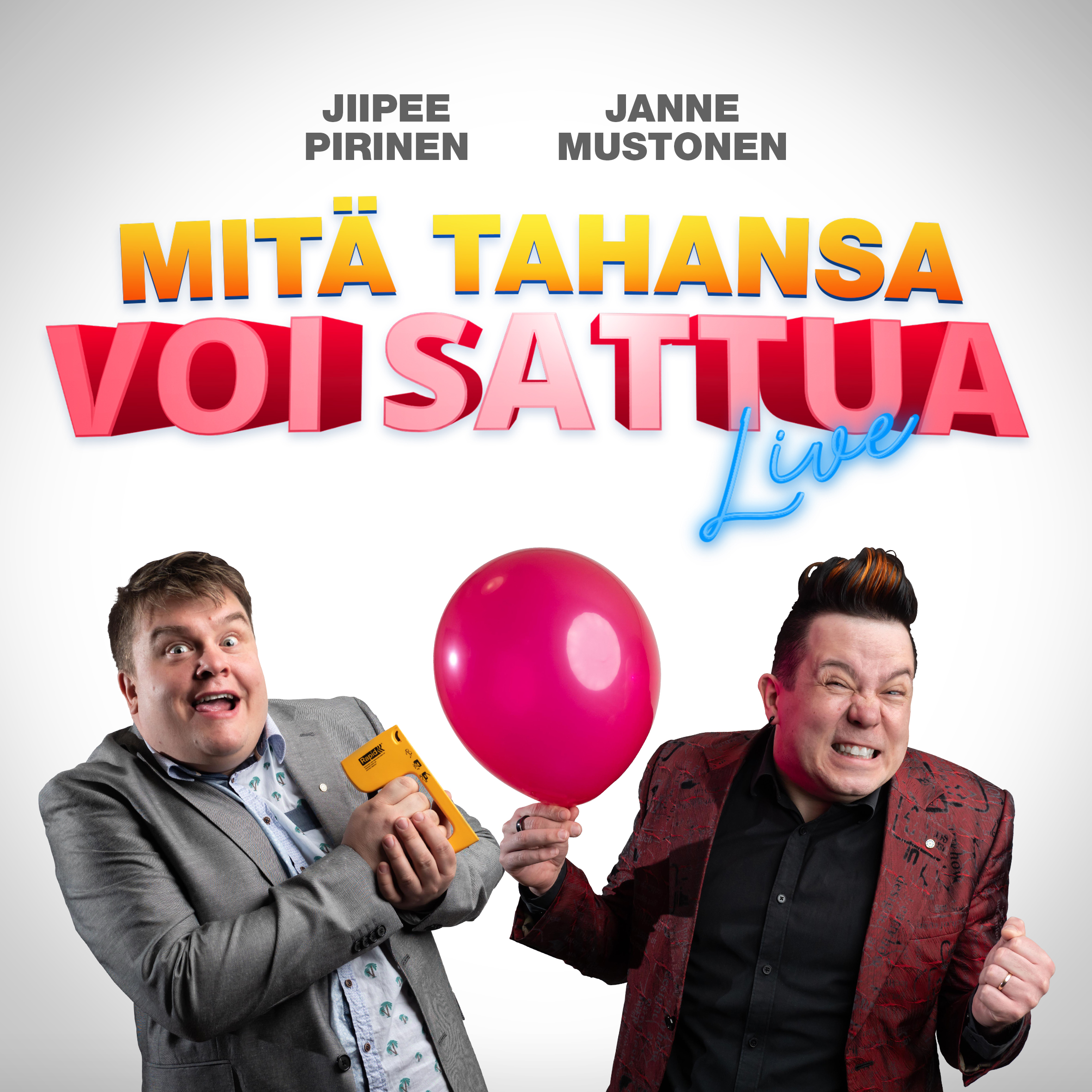"""Featured image for """"Mitä Tahansa Voi Sattua"""""""